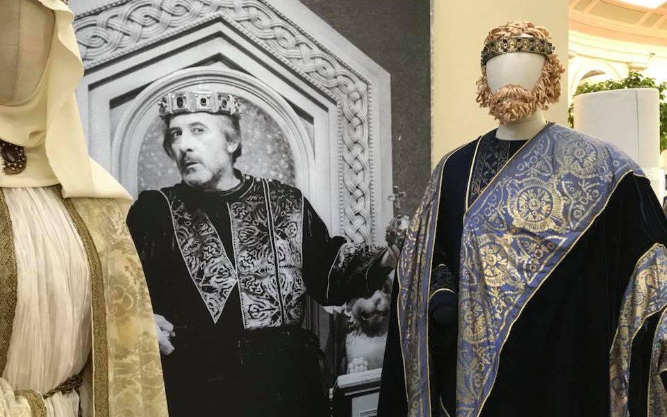 """Romolo Valli in """"Enrico IV"""" – Foto di Madia Mauro"""